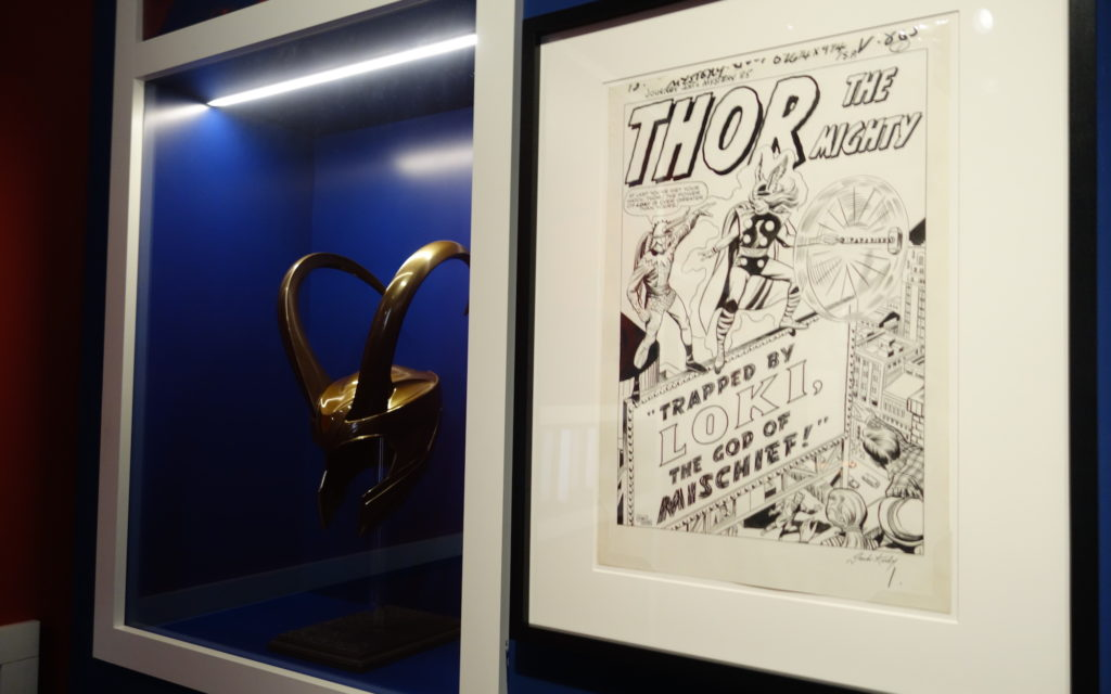The Most Extensive Marvel Exhibit Ever Opens in Seattle_1