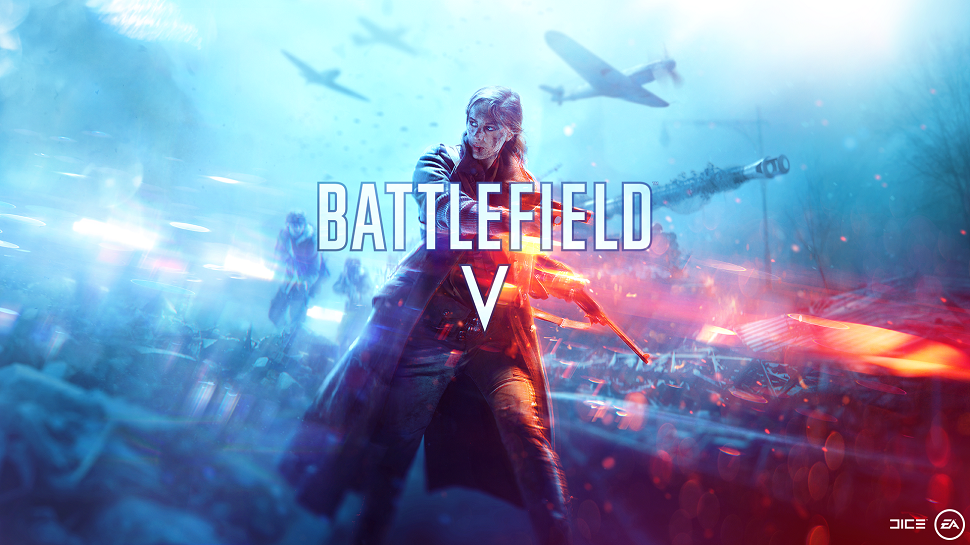 Check Out the Trailer for WWII-Set BATTLEFIELD V