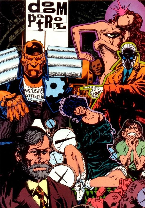 DOOM PATROL TV Series Coming to DC Universe in 2019_6
