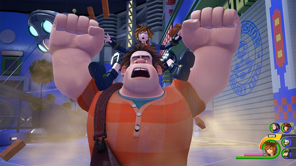 Kingdom Hearts Iii Hands On Preview Highlights Toy Story World
