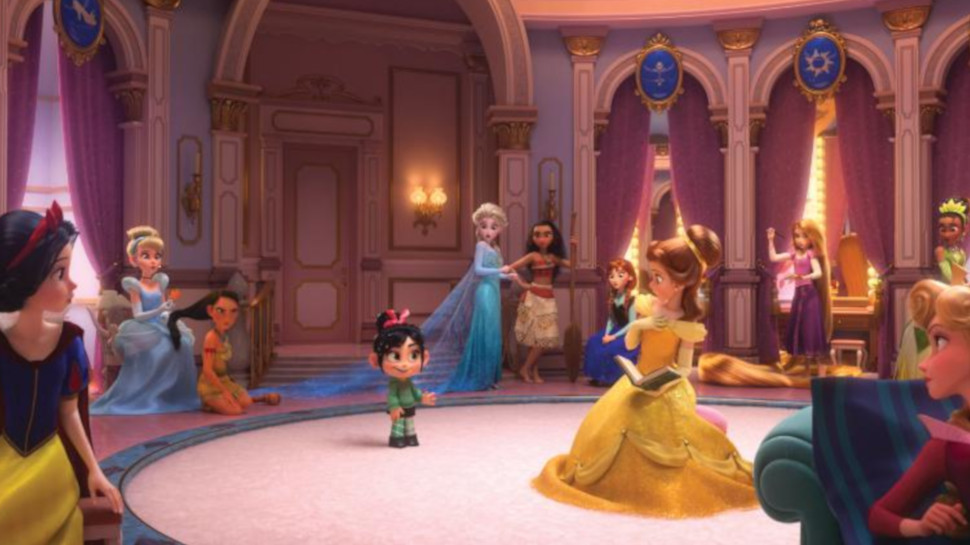 Image result for wreck it ralph princess