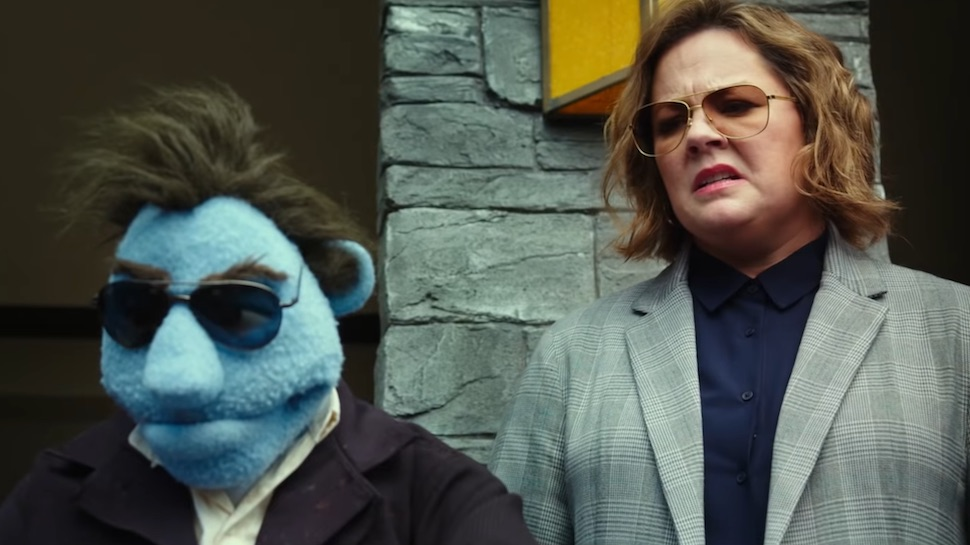 THE HAPPYTIME MURDERS Trailer Is Super Raunchy (and Tasteless)