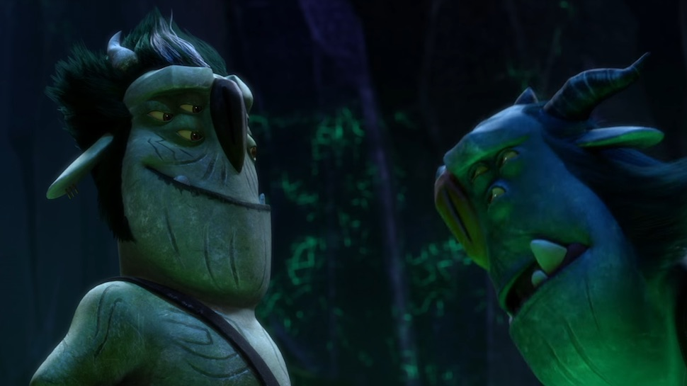 Mark Hamill on How Kelsey Grammer and Classic Hollywood Inspired His TROLLHUNTERS Character