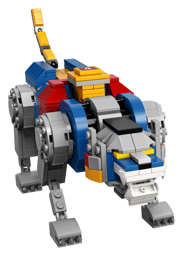 Official LEGO VOLTRON Will Debut at SDCC_8