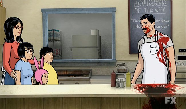 9 Obscure ARCHER References You Probably Missed_14