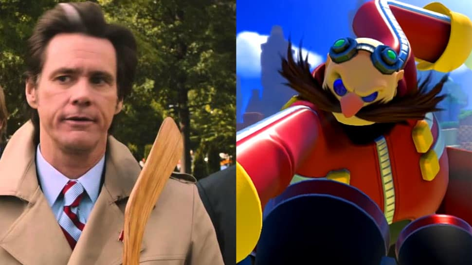 Jim Carrey May Play Doctor Robotnik in SONIC THE HEDGEHOG Movie