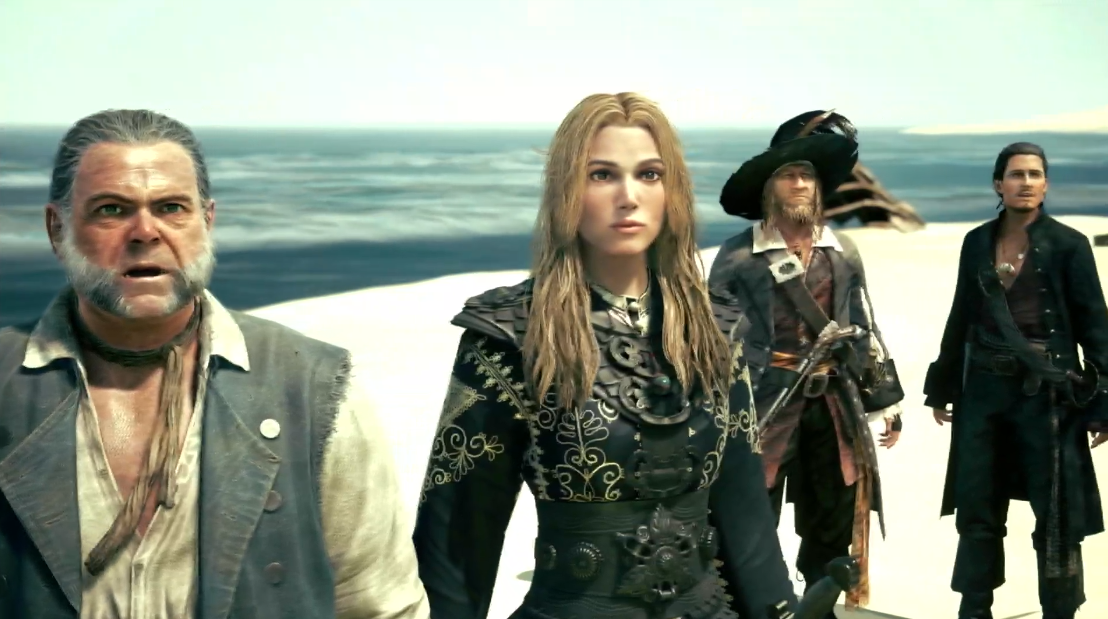 PIRATES OF THE CARIBBEAN Is Back for KINGDOM HEARTS III_2