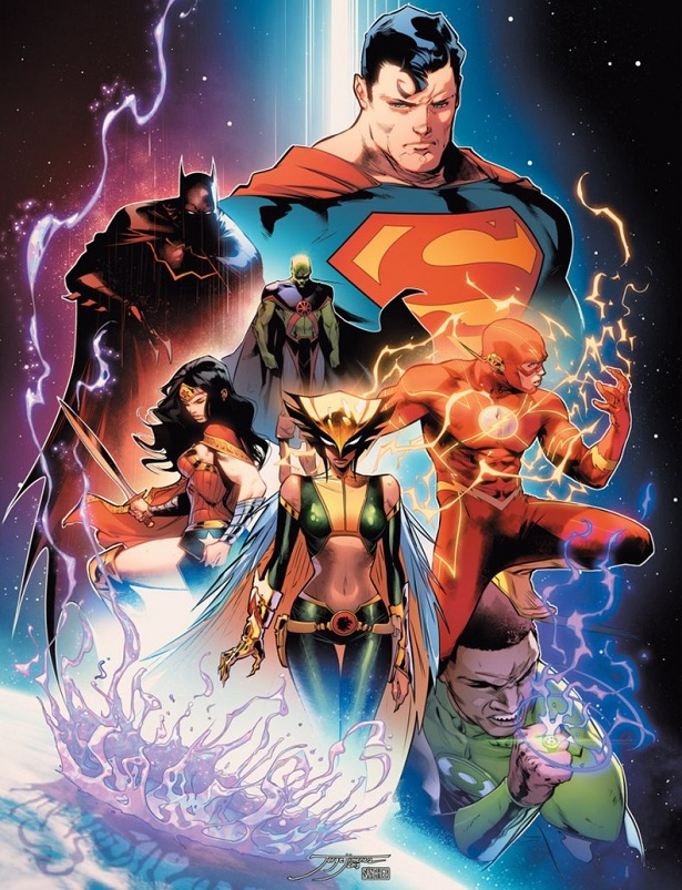 JUSTICE LEAGUE #1 Restores the Team to Greatness (Review)_2