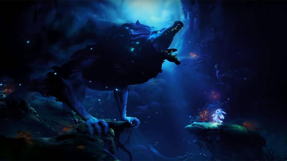 ORI AND THE WILL OF THE WISPS Trailer Shows Beauty and Danger