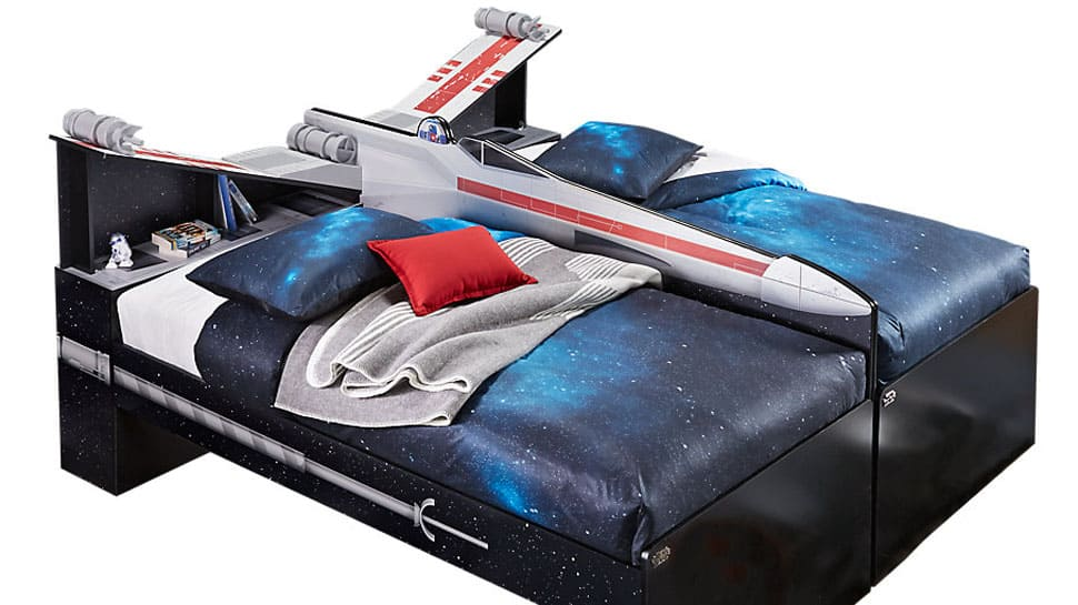 STAR WARS X-Wing Beds Will Let You Sleep Among the Stars