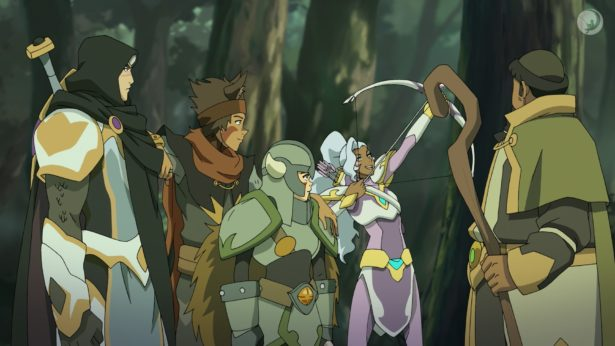 The VOLTRON Team Goes LARPing in Season 6 (Exclusive)_2