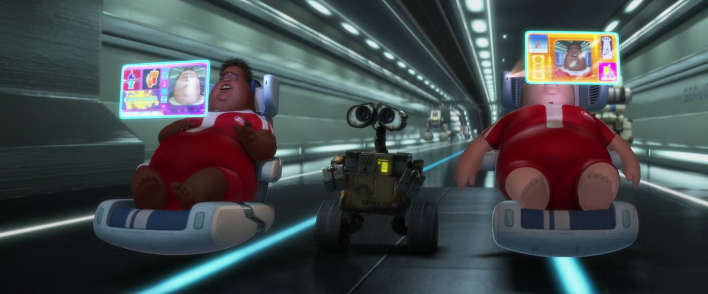 This Fan Theory Claims WALL-E is Actually Satan_2