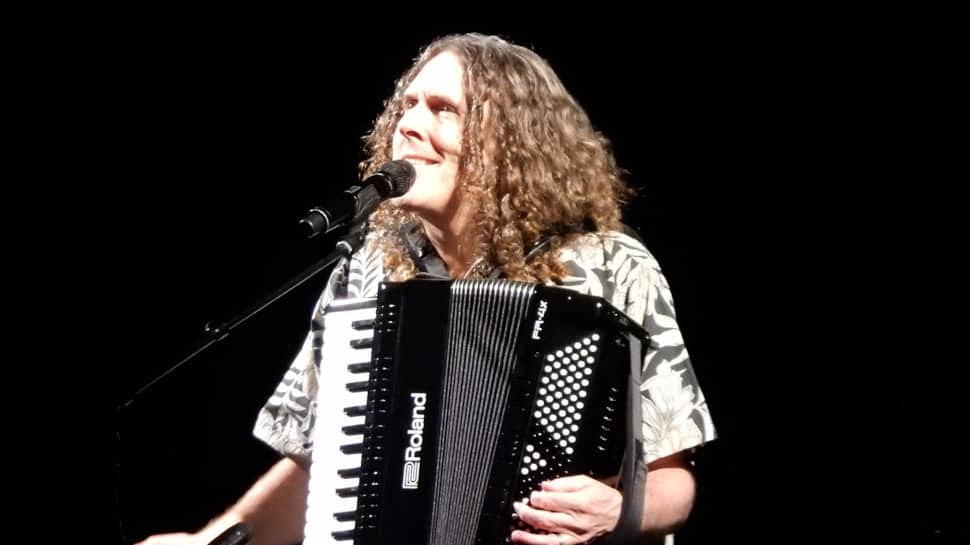 """Weird Al"" Yankovic Covers 77 Songs in a Single Video"