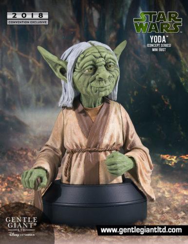 STAR WARS Concept Yoda Becomes a Comic-Con Exclusive_5