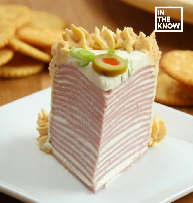 Layered Bologna Cake Is the Cruelest Trick_2