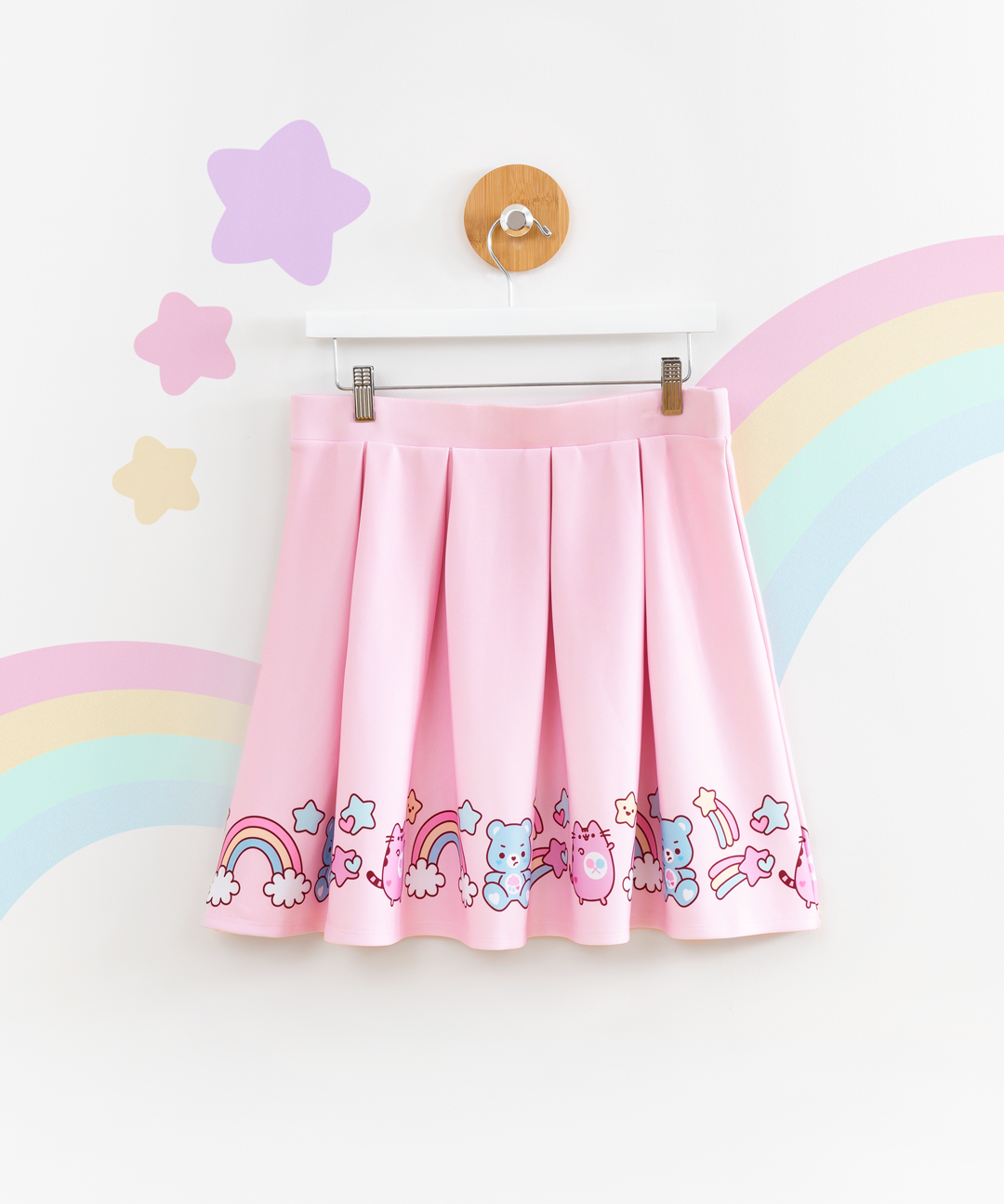 Care Bears x Pusheen Collaboration Achieves Peak Cuteness_4