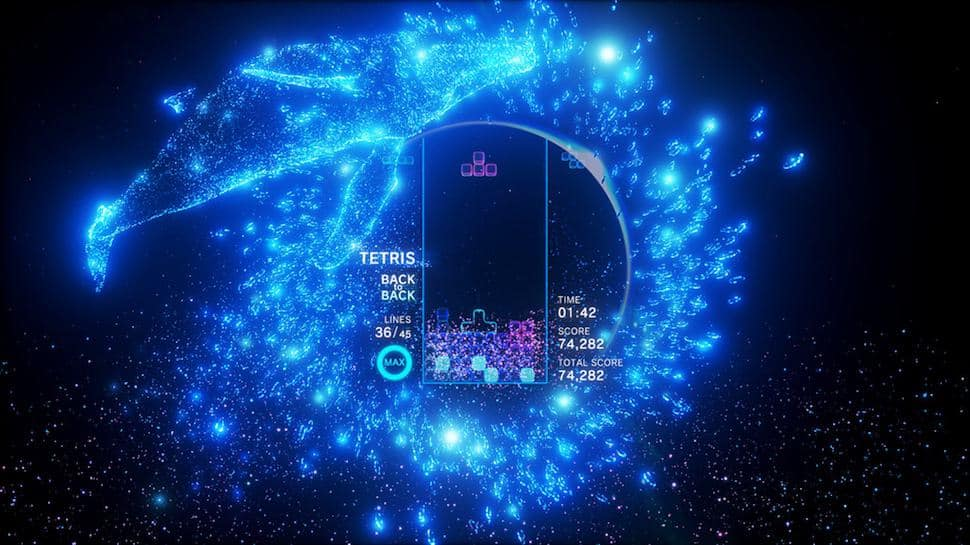 PS4's Visually Stunning TETRIS EFFECT Has VR And A Time-Warping Mode
