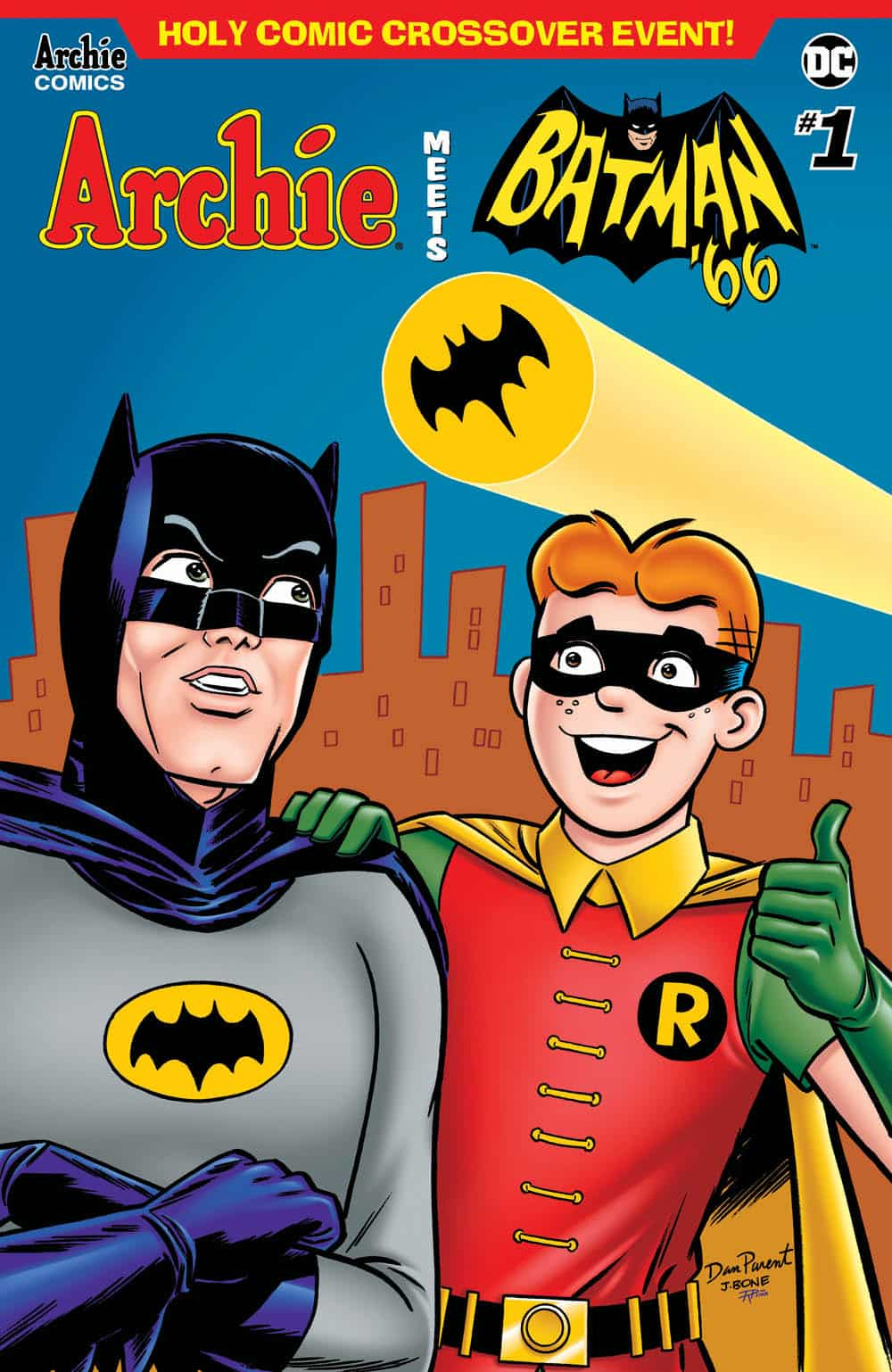 The Dynamic Duo Heads to Riverdale in ARCHIE MEETS BATMAN '66 #1 (Exclusive Preview)_7