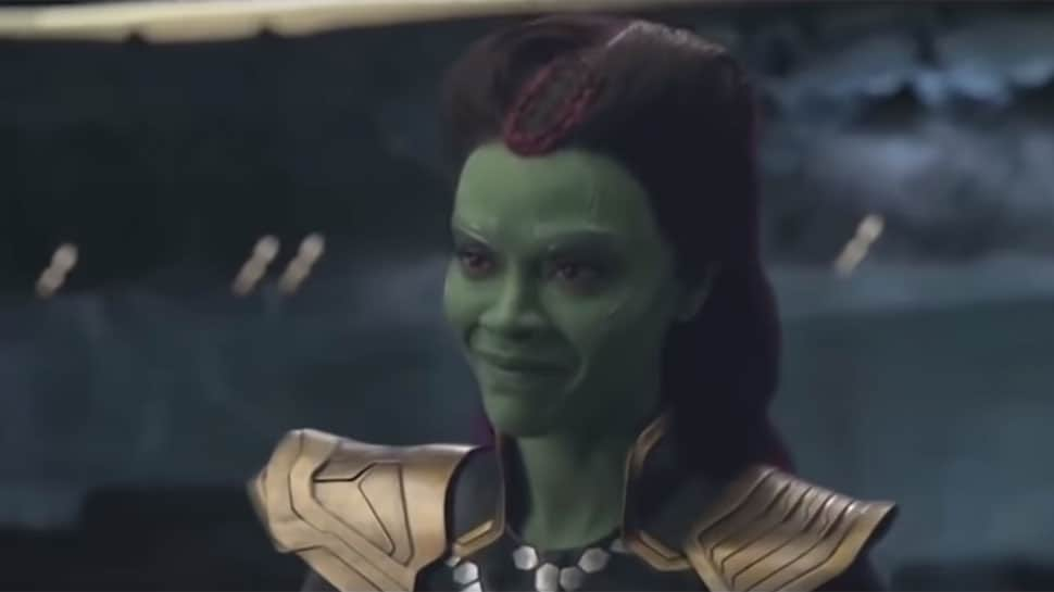 INFINITY WAR Deleted Scene Explores Gamora and Thanos' Family Drama