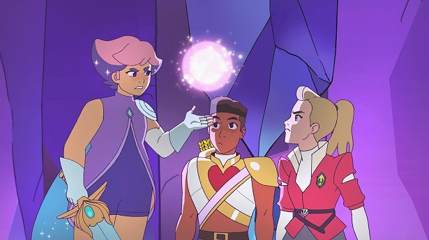 SHE-RA AND THE PRINCESSES OF POWER's First Images Are Truly Powerful_5