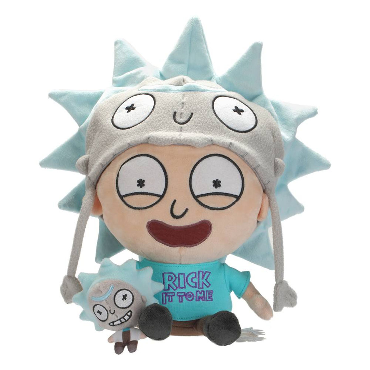 RICK AND MORTY Fans Get POCKET MORTYS Plush Exclusives For Comic-Con_2