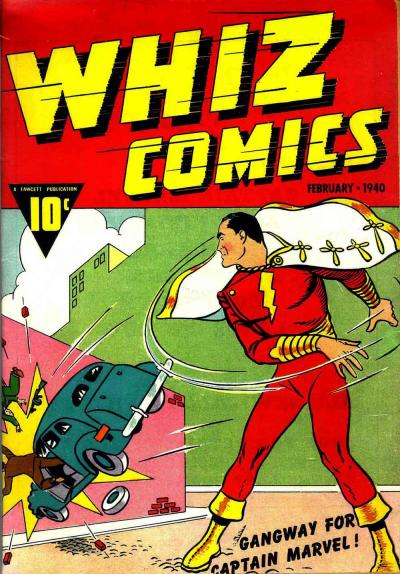 The Many Comic Book Origins of SHAZAM!, A.K.A. the Other Captain Marvel_2