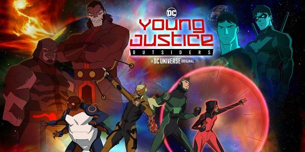 YOUNG JUSTICE: OUTSIDERS Creators Talk a Darker Season Full of Metahuman Trafficking_2