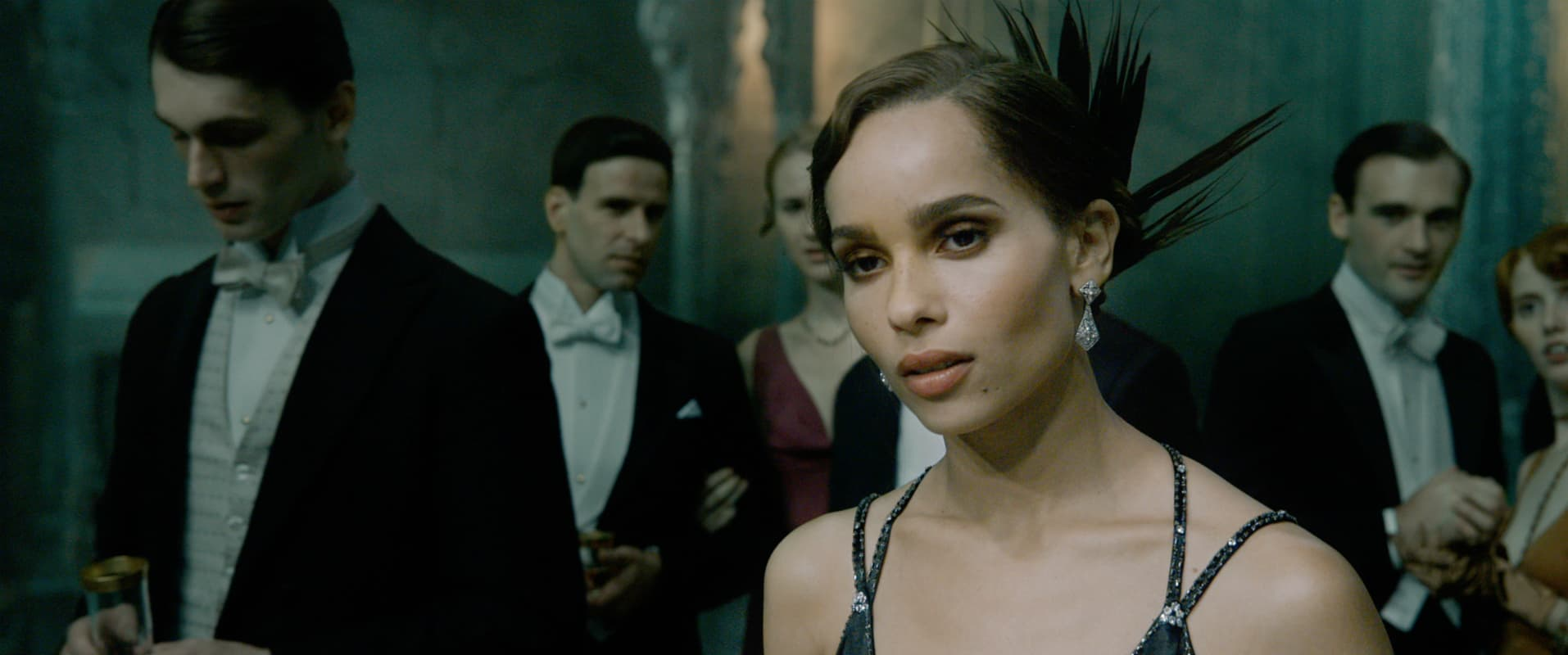 Is Zoë Kravitz's Leta Lestrange Returning for FANTASTIC BEASTS 3?_12