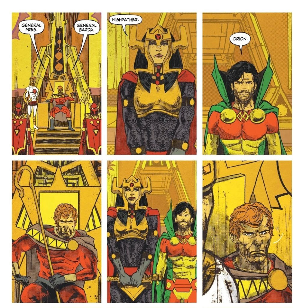 MISTER MIRACLE'S Tom King and Mitch Gerads on the Legacy of Their Fourth World_4