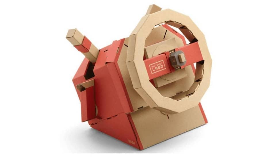 Nintendo Labo's New Kit Lets You Operate a Car, Plane, and Submarine
