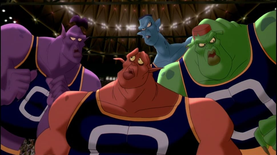 Statistically, The Golden State Warriors Are Better Than SPACE JAM's Monstars