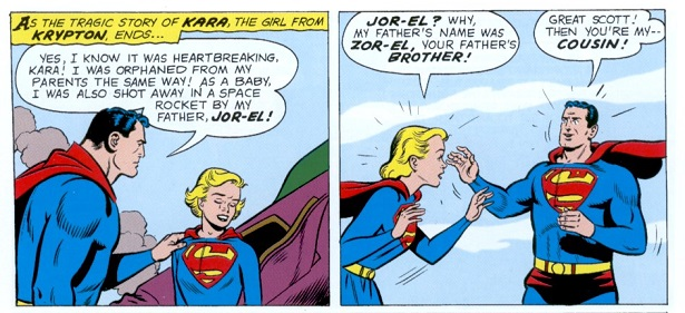 7 SUPERGIRL Stories That Could Inspire Her New Movie_2