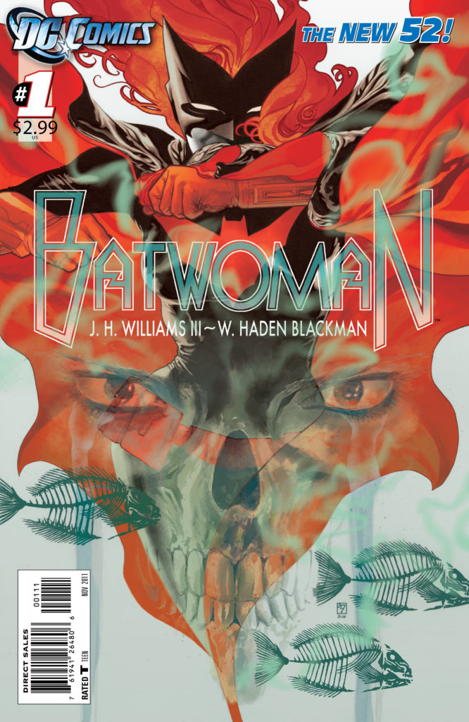 7 Essential BATWOMAN Comic to Read Before The Hero's New Show_4