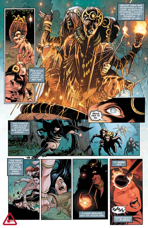 Wonder Woman Takes Charge in JUSTICE LEAGUE DARK #2 (Exclusive Preview)_4