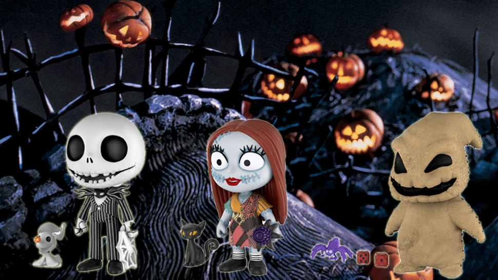 funko releases new nightmare before christmas 5 star figures - Nightmare Before Christmas Pics