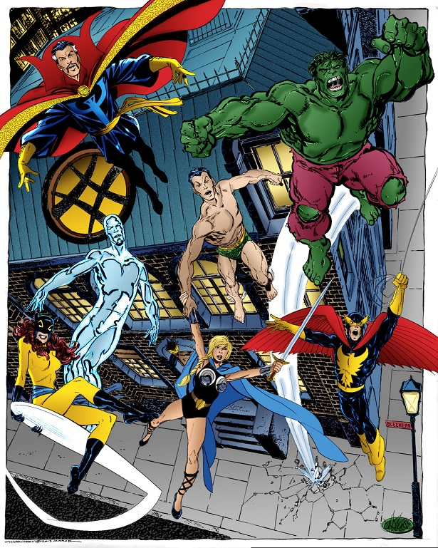 Will the Original DEFENDERS Be Coming to the MCU?_3