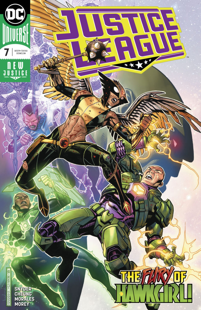 The Pull List: LEVIATHAN, JUSTICE LEAGUE, BORDERTOWN, and More_4