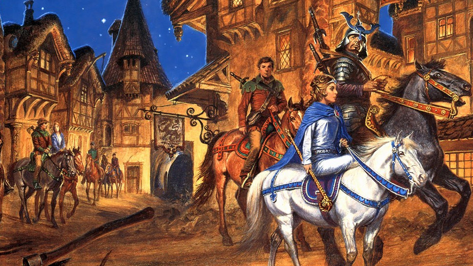 THE WHEEL OF TIME TV Series Announces Starring Cast - Nerdist