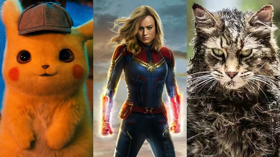 All the Nerdy Movies Coming Out in 2019