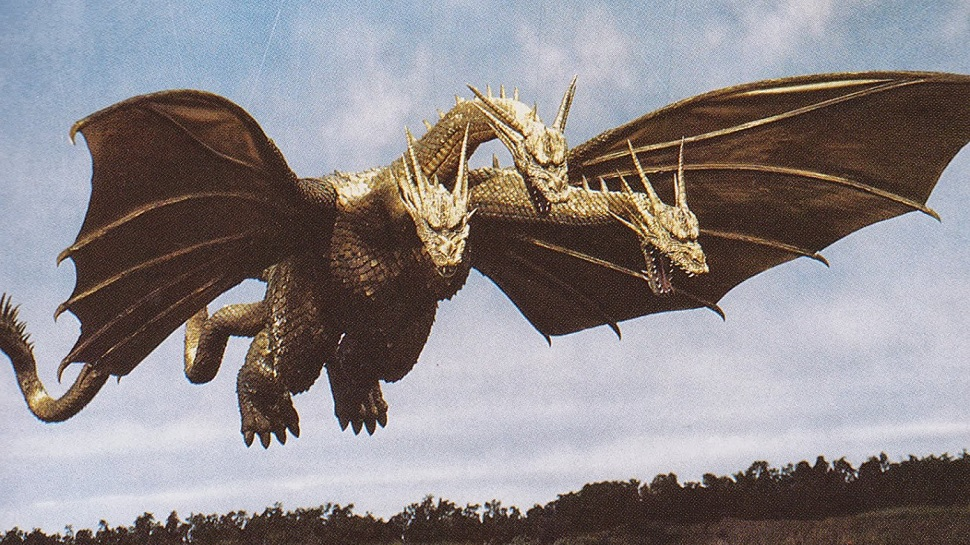 Everything You Need to Know About King Ghidorah - Nerdist