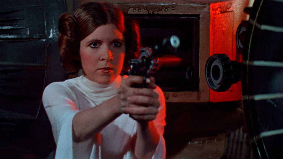 What if STAR WARS' Main Character is Actually Leia Organa?_4