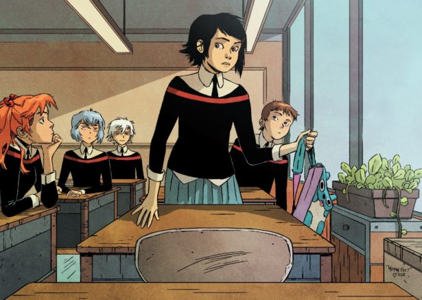 Who Is SPIDER-MAN: INTO THE SPIDER-VERSE's Peni Parker