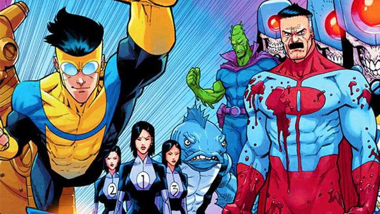 Invincible Will Be the Game of Thrones of Superhero Shows Image