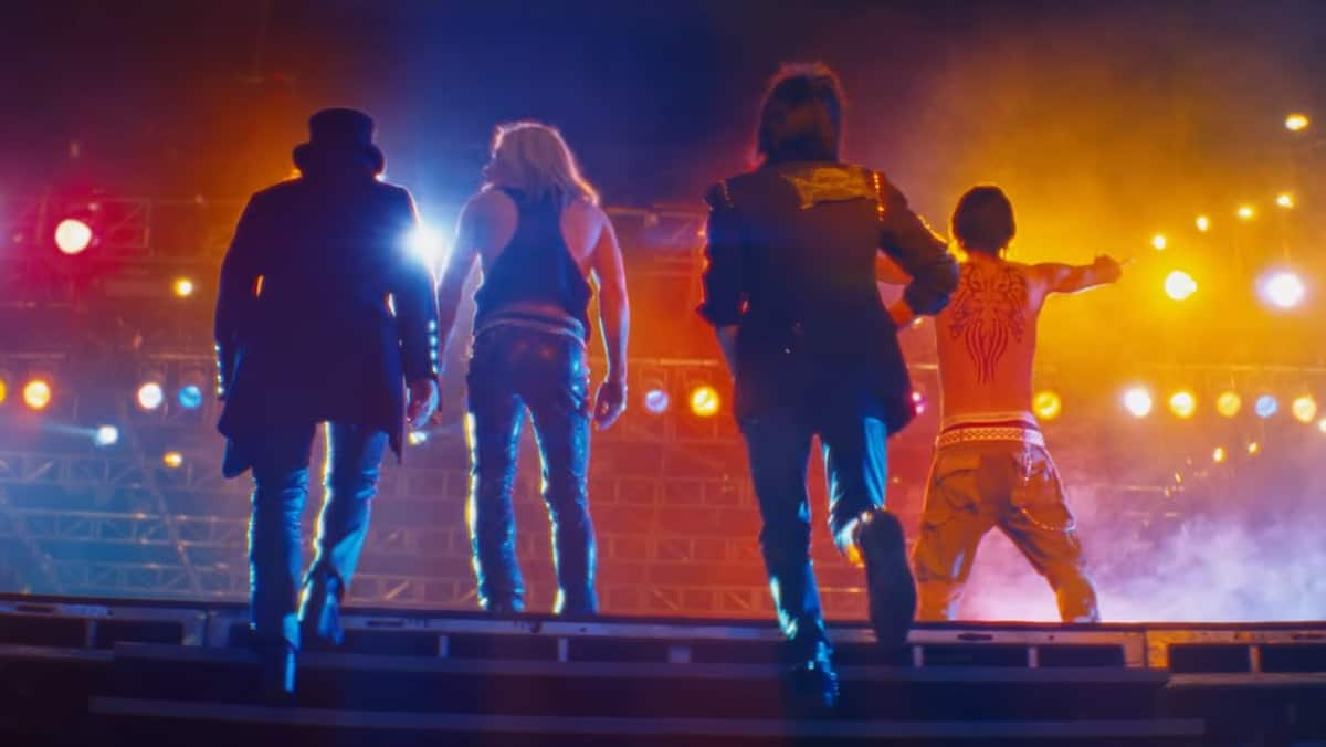 Watch First Trailer for Motley Crue Biopic 'The Dirt'