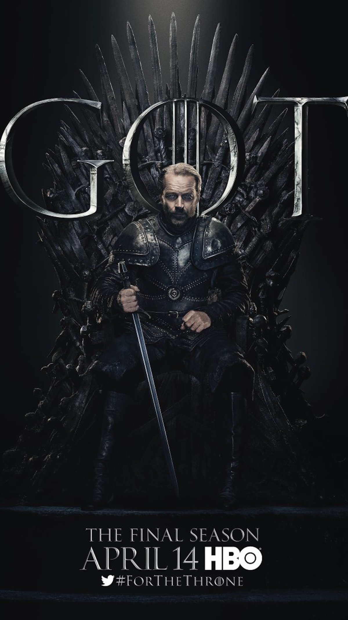 GAME OF THRONES Releases New Iron Throne Character Posters and Twitter Emojis_12