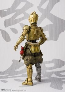 C-3PO Samurai Figure Mashes Up Ancient Japan With STAR WARS_10