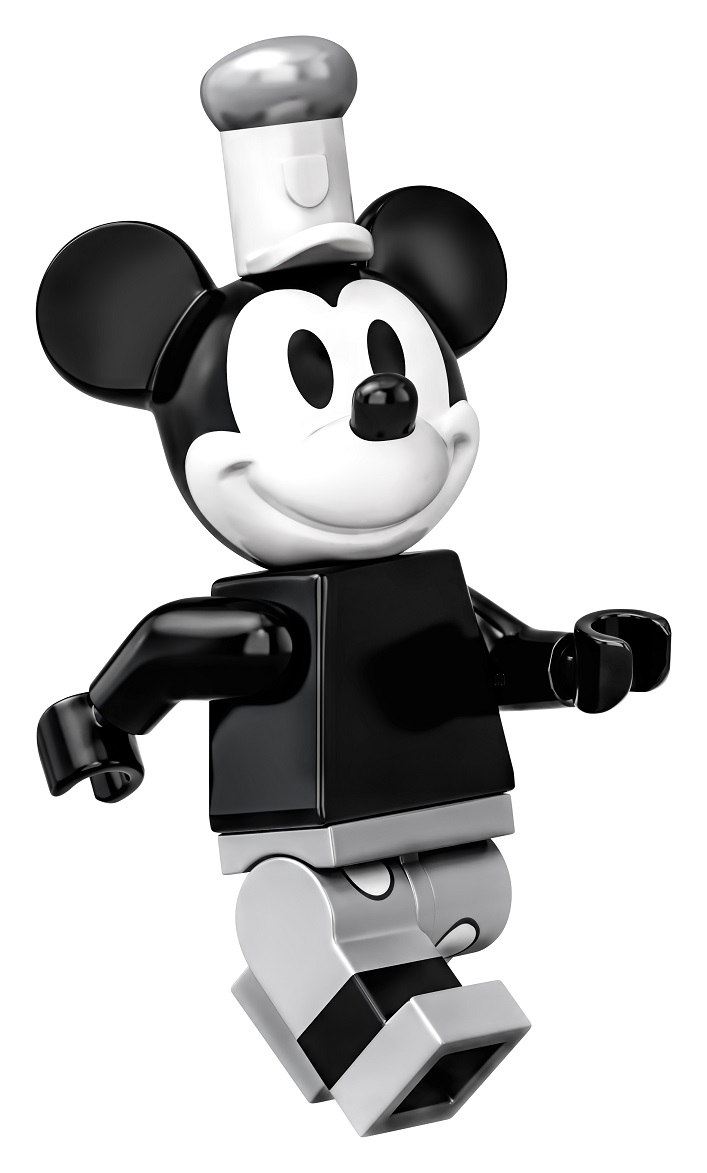 LEGO Ideas Steamboat Willie Set Celebrates 90 Years Of Mickey Mouse_10