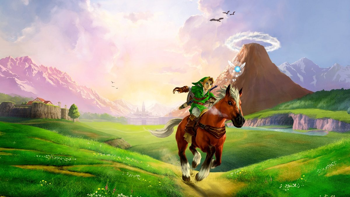 Ocarina of Time is Now Playable in Co-Op