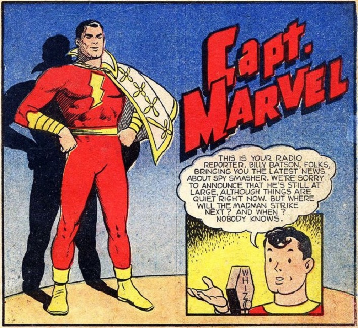 The Comics History of All 9 CAPTAIN MARVELS_2