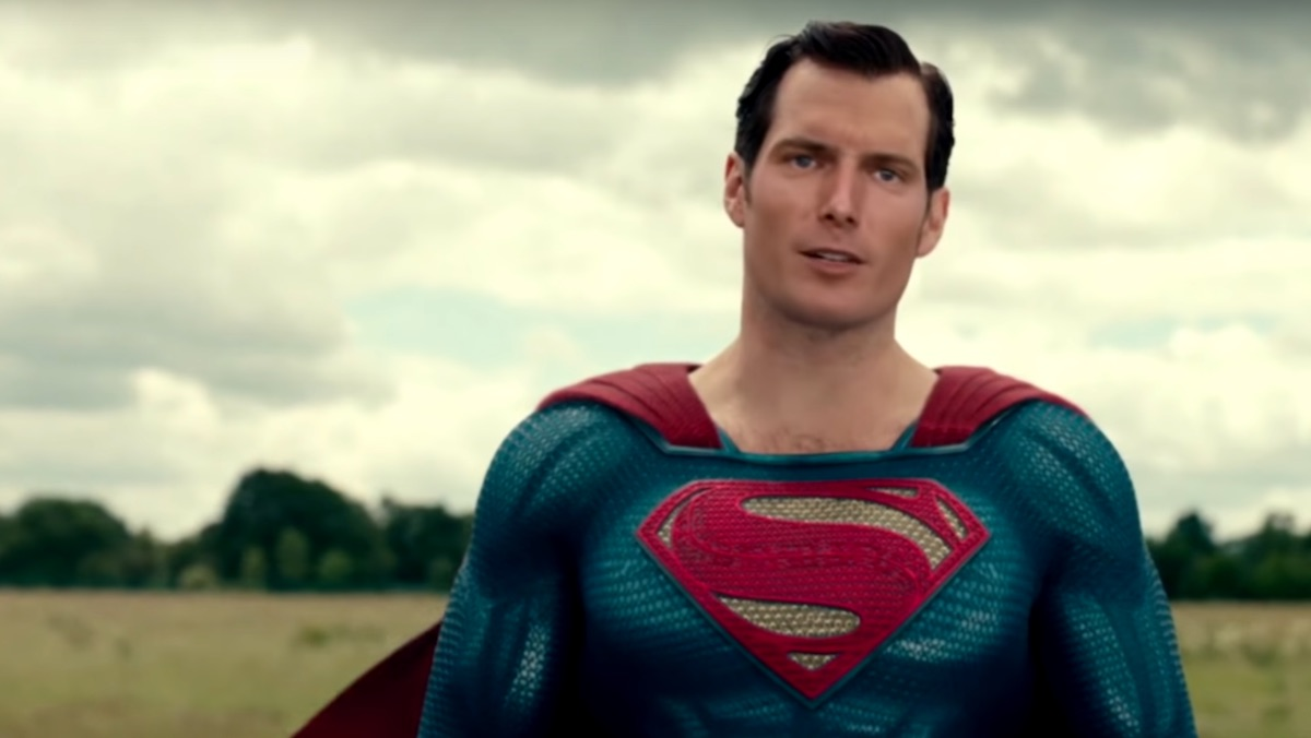 Watch Christopher Reeve Get Digitally Inserted Into a JUSTICE LEAGUE Scene